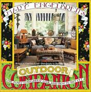 Mary Engelbreit's Outdoor Companion Book Garden Porch Yard Craft Fence Projects