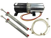 1999 - 2004 Ford Mustang Convertible Haut Le Kit Inclut Cylindresmoteurtuyaux