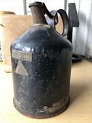 Us Ord Dept Railroad Vintage Early 20th Century Ul Safety Can Kerosene Can