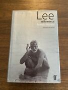 Signed Lee A Romance By Pamela Marvin 1st Printing First Edition 1997 Hardcover