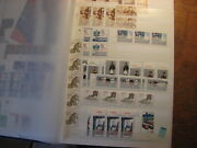 Extensive Ddr East German Stamp Collection In Stockbook