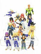 F/s Dragonball Z Super Hg Gt Figures Gokou Android Lot Sale Gashapon Capsule Toy