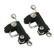 Taco Standard Outrigger Release Clips Pair