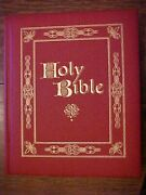 Holy Bible Family Edition World Publishing Company Presentation Page Not Comp