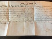 Catholic Collectible - Antique Pope Pius Iv Papal Letter - 1784