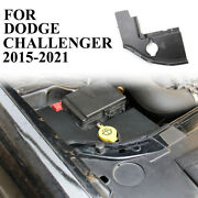 Plastic Windshield Washer Tank Engine Bay Side Panel Covers For Challenger 2015+