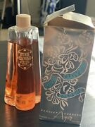 Vintage Harriet Hubbard Ayer-pink Clover Cologne Empty Bottle Ny With Atomizer