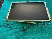 Macbook 13 2006-2008 Lcd Samsung Ltn133w1-l01 With Webcam And All Cables
