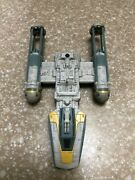 2015 Hallmark Star Wars Y Wing Starfighter A New Hope Free Shipping Save