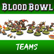 Blood Bowl Teams Pro Painted Commission - All Teams Available. Paint On Purchase