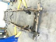 07 08 09 10 Silverado 2500 Crew Cab Short Bed Bare Chassis Frame 153 Wb 4x2