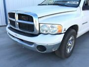 050 Dodge Ram 2500 Used Complete Front End Clip Nose White W 5.9l Diesel Cooling