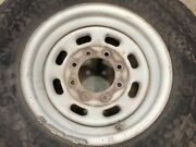 99 00 01 02 03 04 Ford F250sd 16x7 Steel Wheel Only 8 Slots 16180