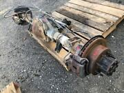 Used 01 Ford F250 Rear Axle 3.73 Ratio Id V406h Fits 00-04 Pickup 27019