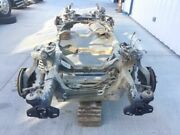 04 05 Lincoln Aviator 4.6l Complete Frame Chassis And Suspension Axles Hot Rod