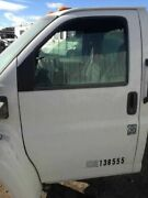 2006 Gmc C4500 White Lh Front Door Assembly Elec 16683