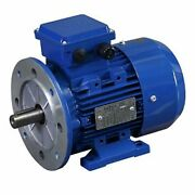 Cast Iron Electric Motor 3 Phase 37kw 50.0hp 1485rpm 225 Frame 4 Pole B35 Mount