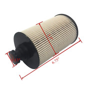 For Marine Outboard Truck Diesel Uf0155-000 Fuel Filter Element