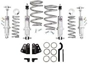 Viking® Warrior Front And Rear Coil-overs - 4 Pack 10-11 Camaro Sb W/sway Bar Mt