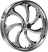 Colorado Custom S7 Chrome Front 21 X 3.5 Wheel For Harley Touring