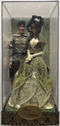 Disney Designer Fairytale Collection, Tiana And Naveen Doll 4034 Of 6000