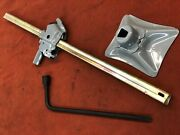 1971-up Challenger Cuda Charger Gtx Dart Duster Jack Bumper Oem Show Condition