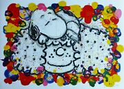 Tom Everhart Why I Comme Grand Cheveux Menthe Poivrandeacutee Patty And Snoopy Peanuts