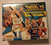 2018-19 Panini Contenders Basketball Hobby Box - Sealed - Luka Doncic Auto Rc