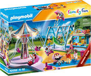 Playmobil Family Fun - Large County Fair 70558 For Kids 4 To 10 Yrs Old