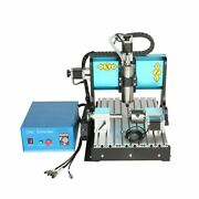 Higa 110v 1500w 4 Axis Cnc 3040 Router Engraving Milling Machine Parallel Port