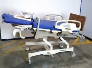 Hill-rom Affinity Ii Medical Birthing Bed - Hospital Furniture Tested And Working