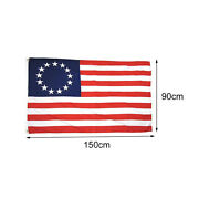 American Durable Indoor Flag Home Garden 13 Stars Stripe Independence Day