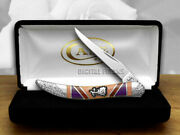 Case Yellowhorse Picturesque 1/25 Toothpick Pocket Knife 2