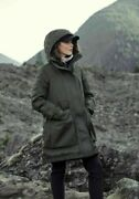 Nwt Lululemon3-in-1 Out In The Elements Parka Size10dark Olive / Dark Olive