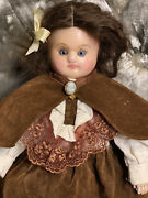 Antique Extremely Rare Early Wax Head Cuno And Otto Dressel Doll
