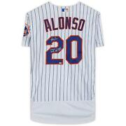Pete Alonso Mets Signed Player-issued 20 Jersey - 2019 Season And Multiple Inscs
