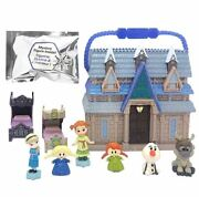 Disney Frozen Animators Collection Micro Doll Littles Playset And Accessories