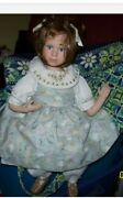 Julia Good Kruger Doll Megan 14 Porcelain Head Arms And Legs With Soft Body