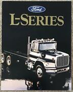 Ford L-series Usa Commercial Sales Brochure Aug 1985 Fto-8623 8/85