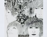 Klaus Voorman Hand Signed 8x10 Photo Autograph The Beatles Revolver Manfred Man