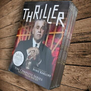 Thriller The Complete Series Dvd 2010 14-disc Region 1 Fast Shipping Us Seller