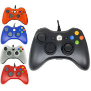 New Usb Wired Controller For Microsoft Xbox 360 Pc Desktop Laptop Windows 7 8 10