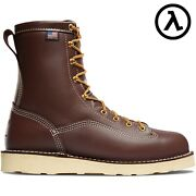 Danner® Power Foreman Brown 8 Waterproof Work Boots 15200 - All Sizes - New