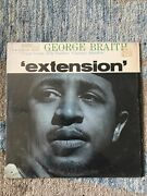George Braith - Extension - Blue Note Bst 84171 - Og Stereo Pressing