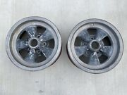 Cragar Vintage Rims S/s Style 14 X 6 With 4 3/4 Bolt Pattern Chevrolet