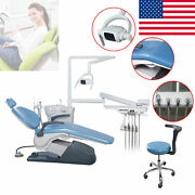 Usa Computer Controlled Dental Unit Chair And Mobile Doctor's Stool Fda Ce