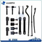 15pcs Front Ball Joint Front Sway Bar Link Control Arm For 00-02 Dodge Ram 2500