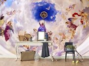 3d Religious Priest 218 Jesus Religion God Wall Paper Wall Print Decal Mural Fay
