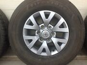 Toyota Tacoma Factory 16 Alloy Wheels And Tires 76x Oe 6 Lug Set Of 5