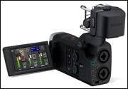 Zoom Q8 Handy Hd Video Camera And 4 Track Audio Recorder